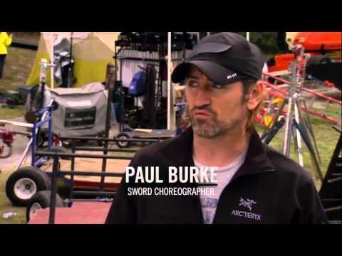 Paul Burke Stuntman Sleepy Hollow Behind The Scenes