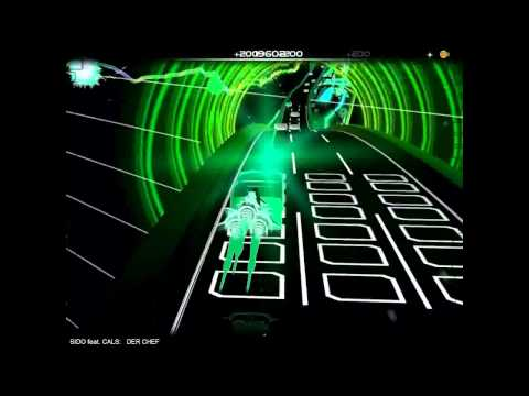 Audiosurf: Sido feat Cals - Der Chef