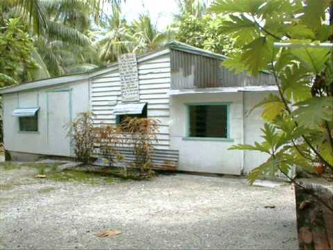 Tom Neale And The Suwarrow Atoll (Anchorage Island)