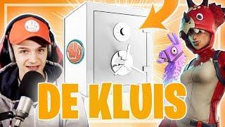 """""""De KLUIS"""" in FORTNITE met TeVeelGevraagd (Mathijs)"""