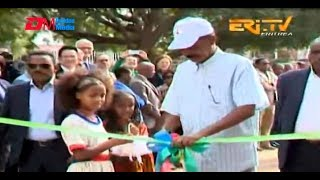 ERI-TV: National Festival Eritrea Official Opening Ceremony, ፈስቲቫል ኤርትራ August, 2019