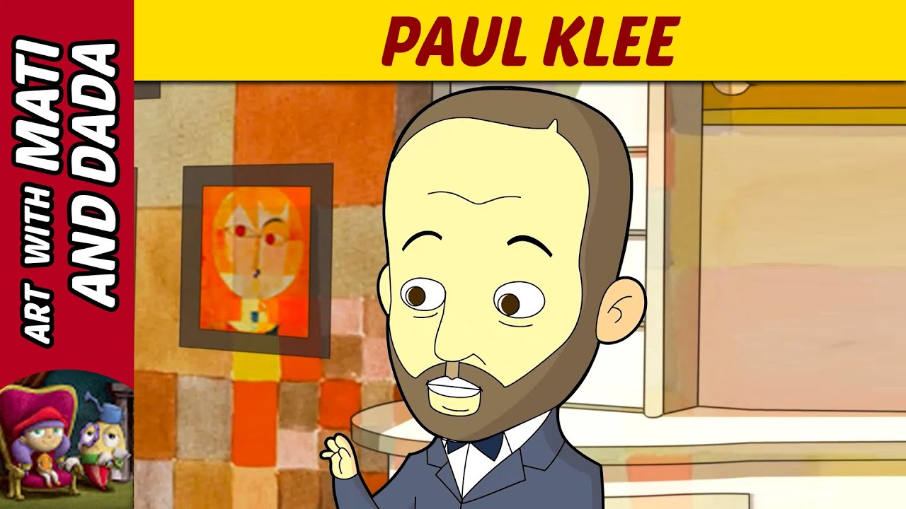 Art with Mati and Dada – Paul Klee | Kids Animated Short Stories ...