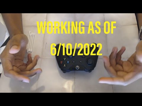 Xbox One Controller Drifting Fix Without Opening