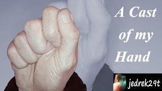 DIY! Make a cast of Your Hand/Wykonaj odlew Swojej Ręki