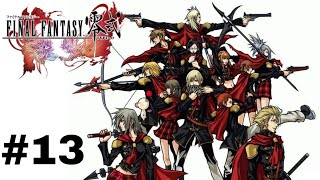 Final Fantasy Type-0 |《Capitulo 5》Machina el espía | Parte #13