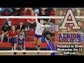 MIAA Volleyball - Olivet College vs. Albion College - Oct. 11, 2017