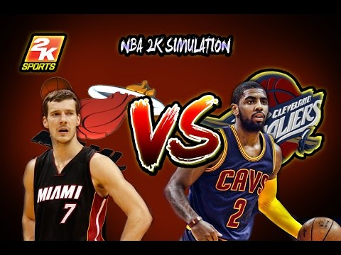 Miami Heat vs Cleveland Cavaliers - Full game | March 6, 2017 | Season 2016-17 | NBA 2K17