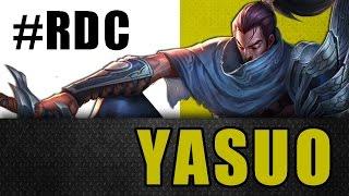 Rap dos Champions - Yasuo - Méqui Huê [League of Legends]