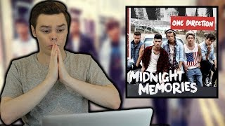 one direction midnight memories deluxe edition canciones