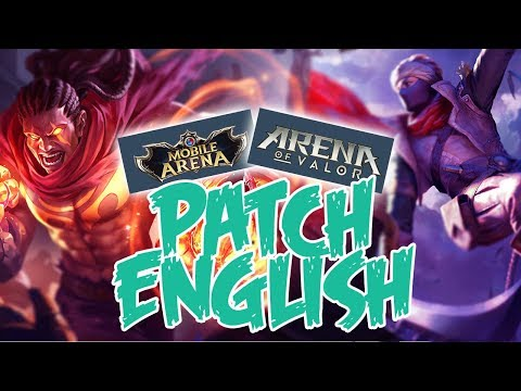 Cara Download Mobile Arena Thailand + Patch English - 동영상