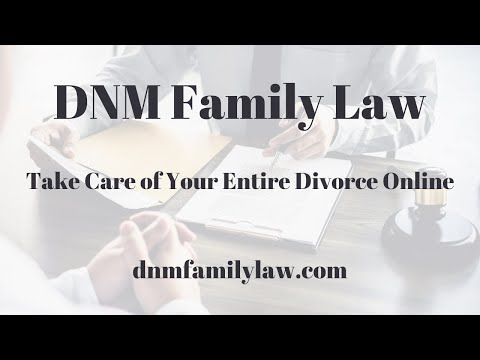Divorce Attorney Near Me - Click the Link to Handle your Entire Divorce Online - Видео онлайн
