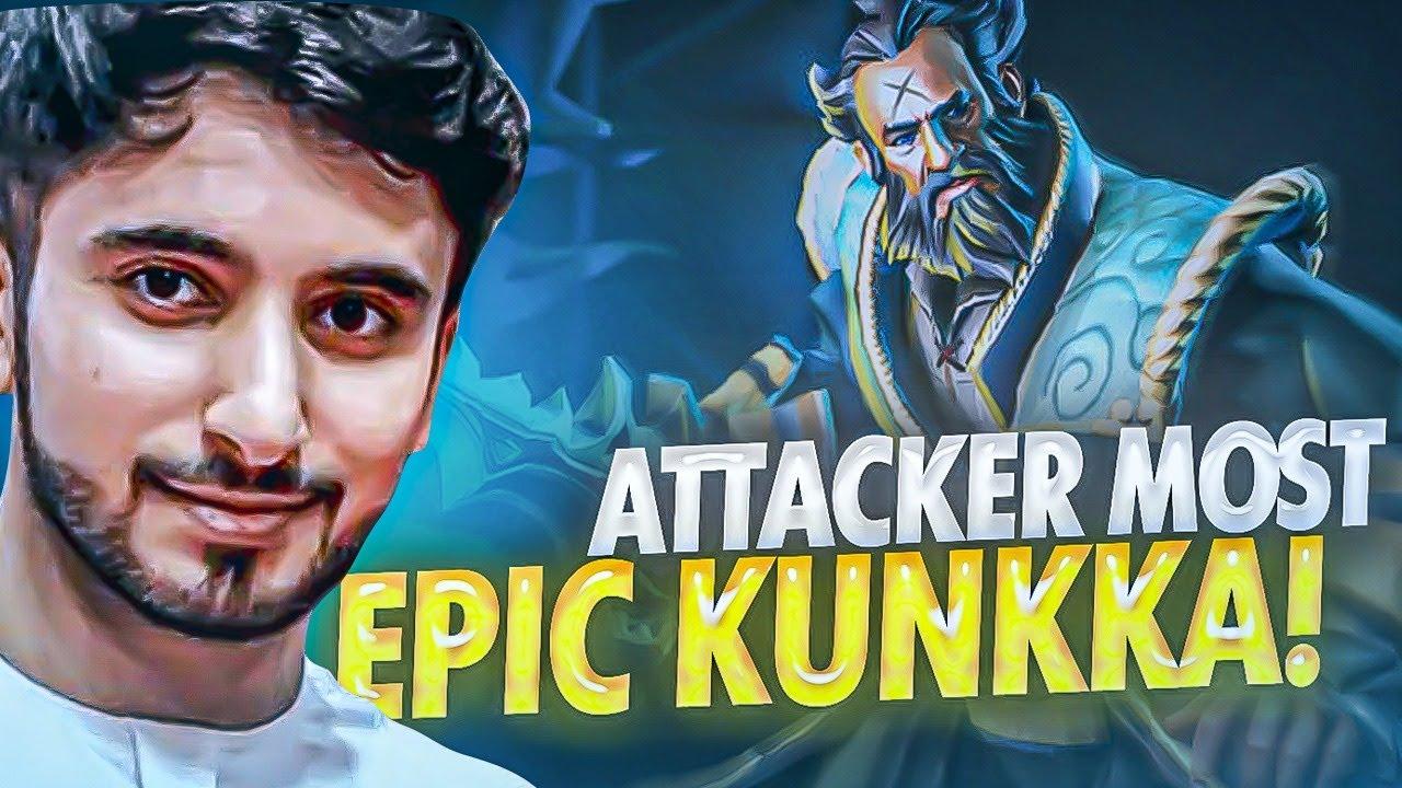 Download MOST EPIC KUNKKA - !Attacker BEST Highlights Movie