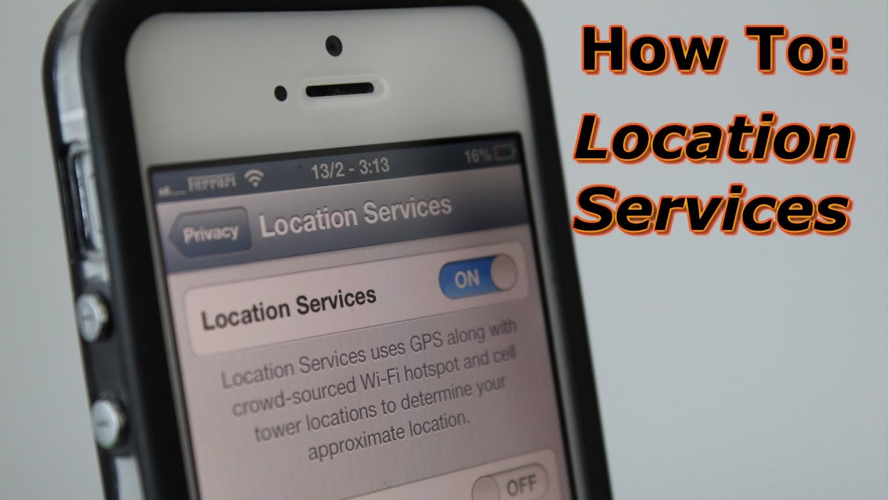 How to use and turn on location services iphone locations settings how to use and turn on location services iphone locations settings youtube ccuart Image collections