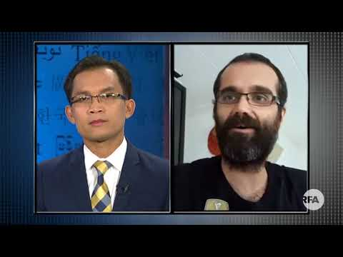 Interview With Alex Over Accusation From Samdech Hun Sen