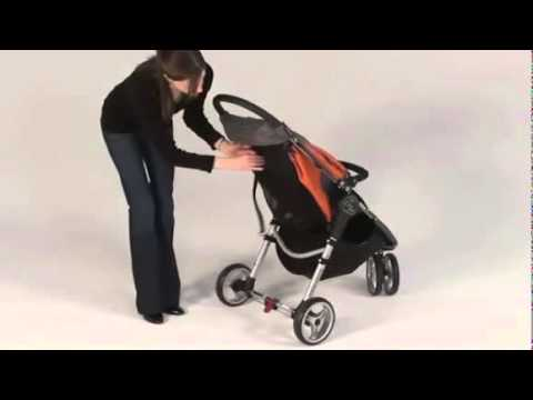BABY JOGGER City Mini Stroller Overview
