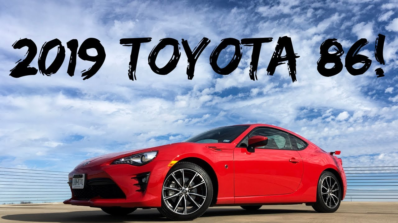 Still Worth It In 2019 2019 Toyota 86 Gt Review