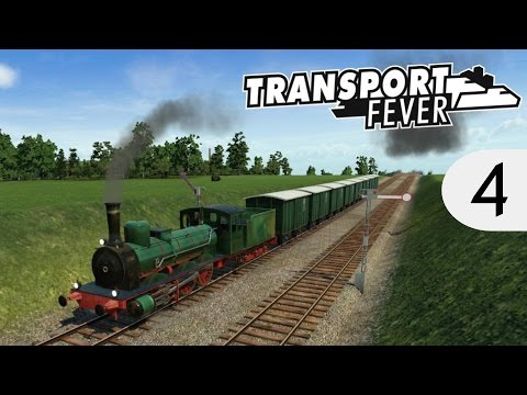 Transport Fever - Achievments [Industrialist Hard] - Two new lines - 4