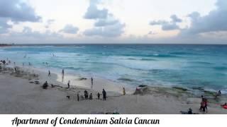 Condominium Salvia Cancun: View of the Caribbean Sea! | 2bearbear.com