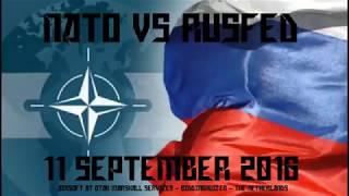 Nato vs Rusfed skirm on 11-09-2016 at Biddinghuizen