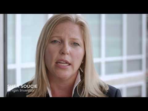 Investor Shea Soucie on Origin's Business Model