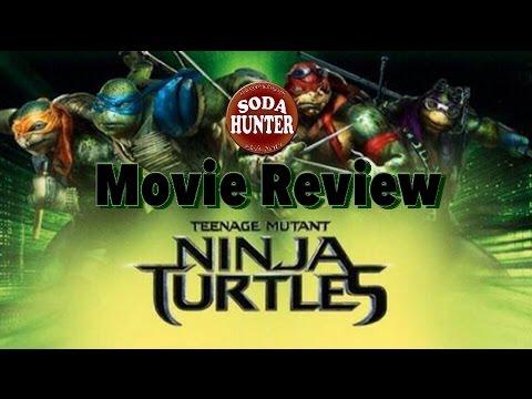 Soda Hunter Movie Review: Teenage Mutant Ninja Turtles (Spoilers)
