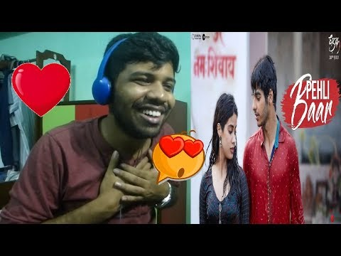 Pehli Baar - Dhadak|Ishaan & Janhvi|Ajay Gogavale|Ajay-Atul|Reaction & Thoughts