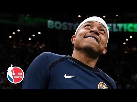 Celtics honor Isaiah Thomas with tribute video | NBA on ESPN thumbnail