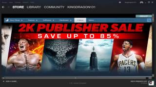 Steam Collection Update #5: 2K publisher sale (200+ games! (XCOM, Sid Miers stuff, etc.))