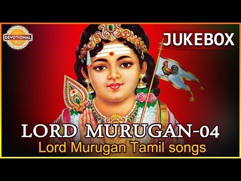 Lord Murugan Tamil Devotional Songs | Subramanya Swamy Tamil Songs Jukebox - 4 | Devotional TV