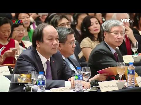 (VTV4 news)  Hong Kong – Vietnam Business & Investment Forum (14 Sept 2016)