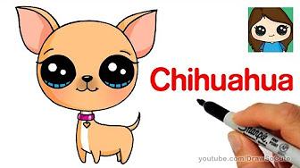Chiwawa Dog Tv Show Cartoon