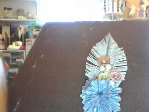 Handmade Flowers & Leaves