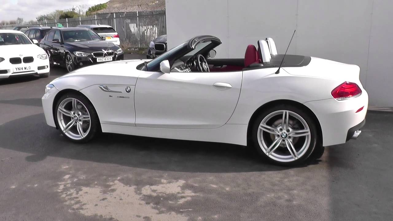 Bmw Z4 Roadster E89 Z4 Sdrive20i Roadster N20 2 0i M