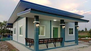 ម៉ូតផ្ទះតម្លៃ6000$ទៅ10,000$The  house model costs $6000to$10,000Phet Phloy  cambodia...🇰🇭