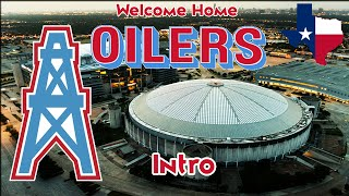 Madden 15 Franchise - Houston Oilers Introduction | Welcome Home (2014 Recap + Offseason)