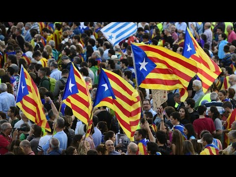 Catalonia Independence: EU swings behind Madrid in escalating crisis