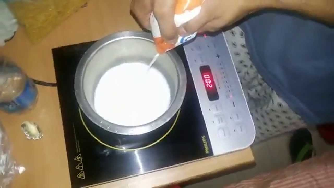 How to boil milk 64