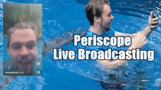 Periscope - Live Broadcasting To The World App Review