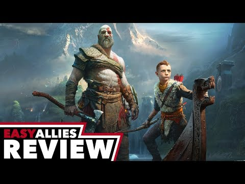 God of War (PS4) - Easy Allies Review thumbnail