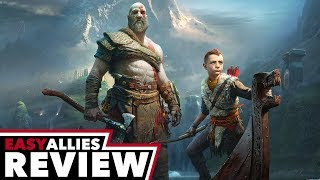 God of War (PS4) - Easy Allies Review