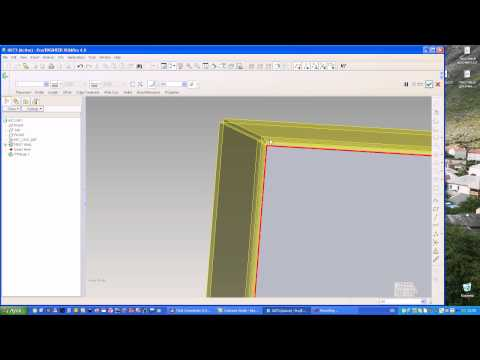Opening ProENGINEER - for beginners.wmv from YouTube · Duration:  6 minutes 52 seconds  · 23,000+ views · uploaded on 1/3/2010 · uploaded by ytfrederic