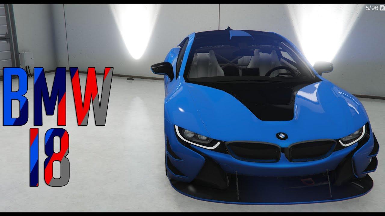 Gta V 2015 Bmw I8 Mod Youtube