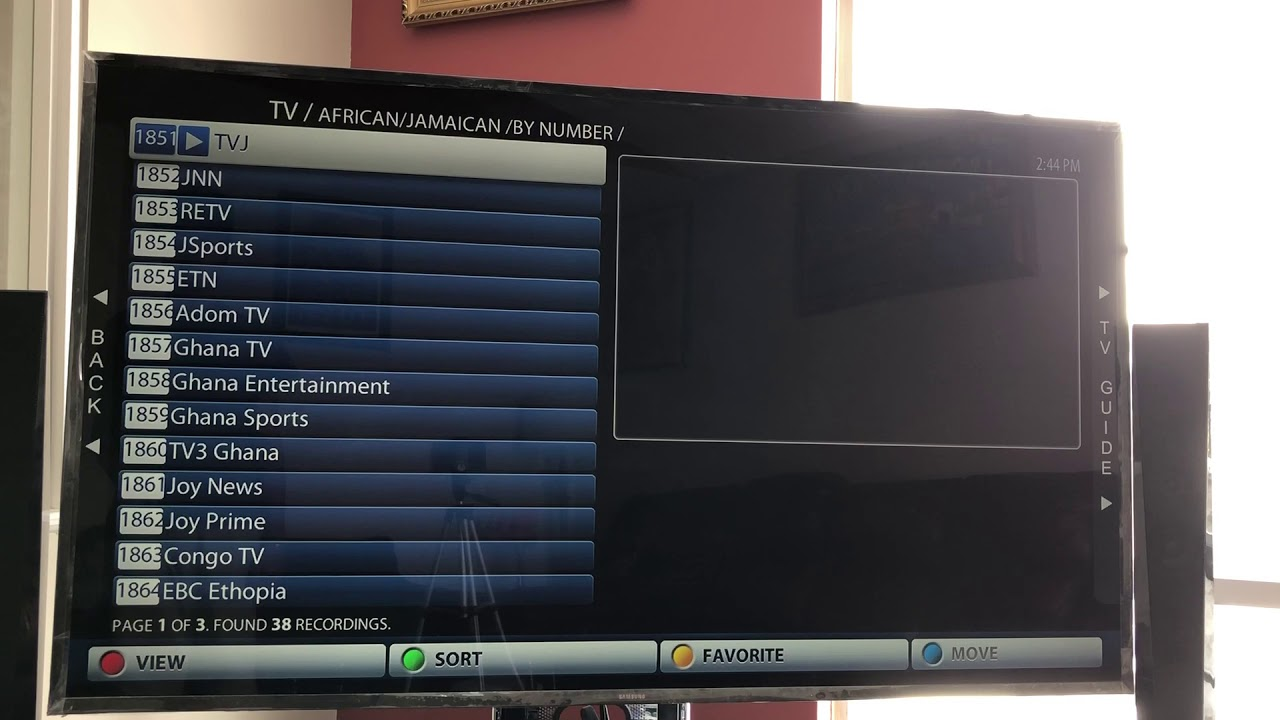GOLD PACKAGE- AFRICAN/JAMAICAN LIVE TV CHANNELS (IPTV)