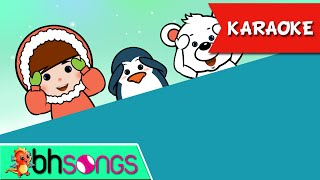 Open Shut Them song karaoke with lyrics | Nursery Rhymes TV for Kids | Ultra HD 4K Music Video Full