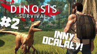 Dinosis Survival PL #2 - Znalazłem Innego Ocalałego