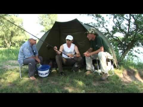 ловля карпа и толстолобика в августе