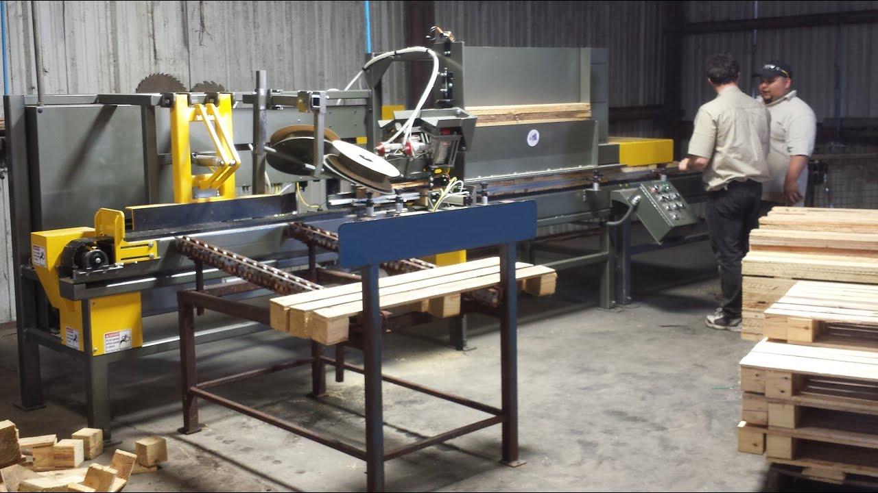 pallet machine for sale