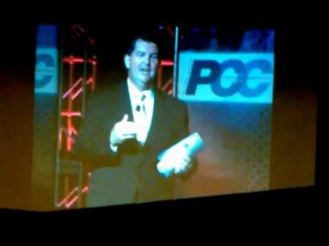 Postmaster General Pat Donahoe speaking at National PCC day on 9-21-11