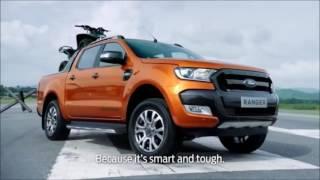 2017 Ford Ranger - Test Drive