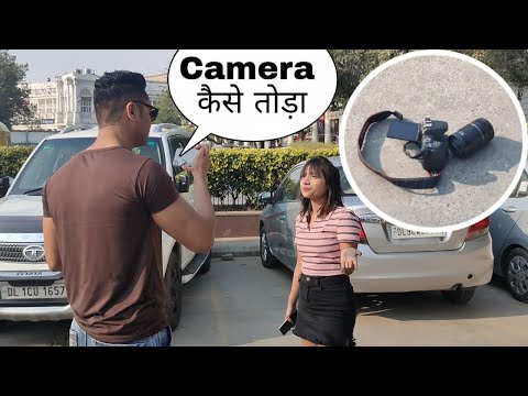 Rose Day prank on girl gone extremely wrong || Paras Thakral